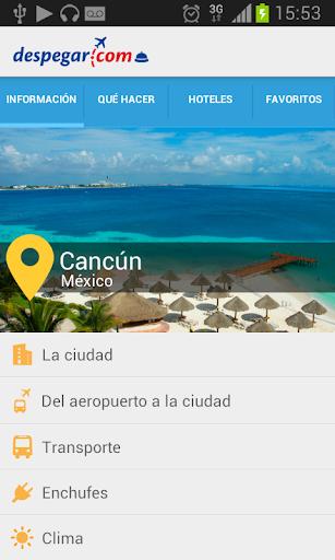 Cancún: Guía turística