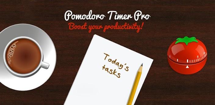 Pomodoro Timer Pro