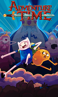 Adventure Time: Heroes of Ooo Screenshot