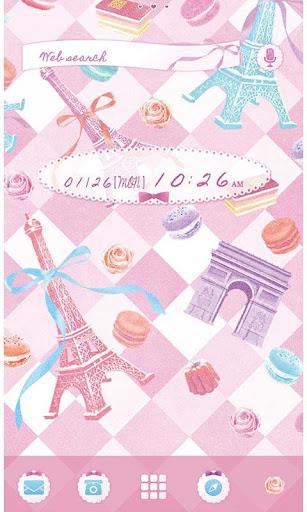 Eiffel Tower Wallpaper PARIS 1.0.0 Windows u7528 1