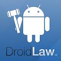 DroidLaw logo