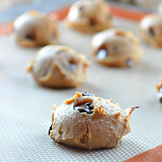 GF Peanut Butter Chocolate Chip Bites.