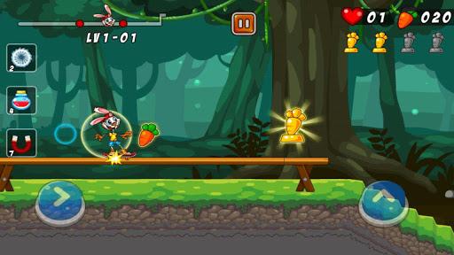 Bunny Skater screenshot 3