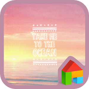 Take me to the OCEAN 도돌런처 테마 LOGO-APP點子