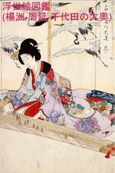浮世絵図鑑 (楊洲 周延 - 千代田の大奥)のおすすめ画像1