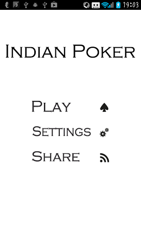 Indian Poker(u98f2u307fu4f1au7b49u307fu3093u306au3067u904au3076u306eu306bu30d4u30c3u30bfu30ea) 1.0 Windows u7528 1