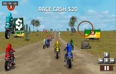 Dirt Bike Racing- screenshot thumbnail