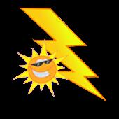 Hőmérséklet widget (Tata)