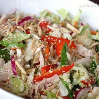 Asian Cabbage Salad.