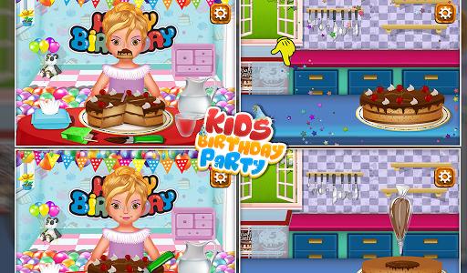 玩免費休閒APP|下載子供の誕生日パーティー app不用錢|硬是要APP