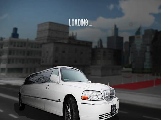 リムジン車のゲーム