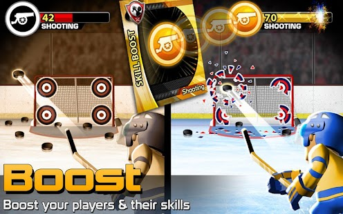 BIG WIN Hockey Screenshot 2