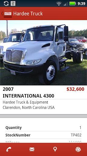 【免費商業App】Hardee Truck & Equipment-APP點子