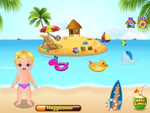 玩免費休閒APP|下載婴儿护理女孩的游戏 app不用錢|硬是要APP