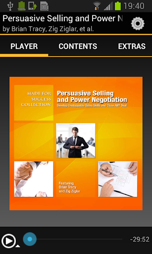 Persuasive Selling and Power…