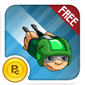Skydiver Drop Zone Free icon