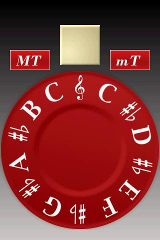 Chromatic Pitch Pipe Pro - screenshot
