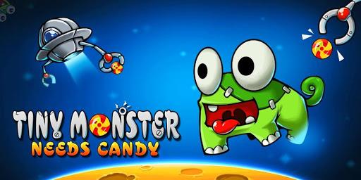 小怪物爱糖果