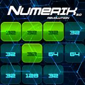 Numbers puzzle: Numerik USA
