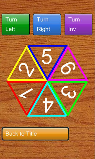 Number Rotation