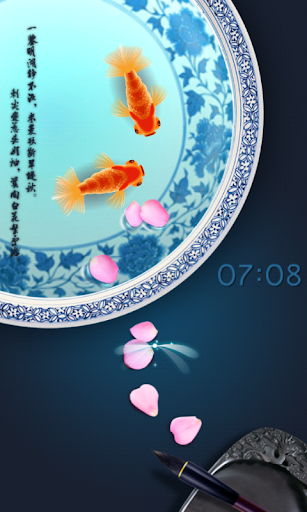 Blue Porcelain-Locker Master