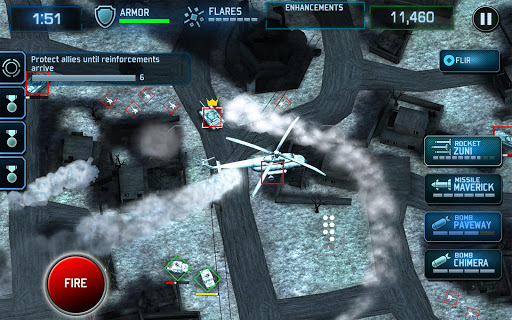 Drone Shadow Strike 1.5.02 screenshots 16