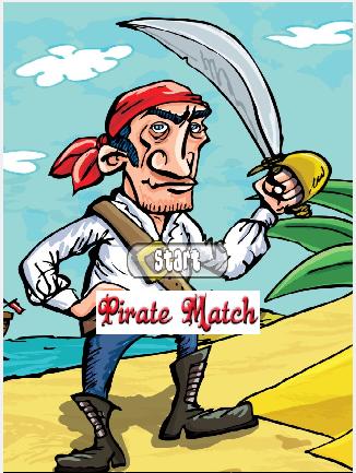 Pirate Match