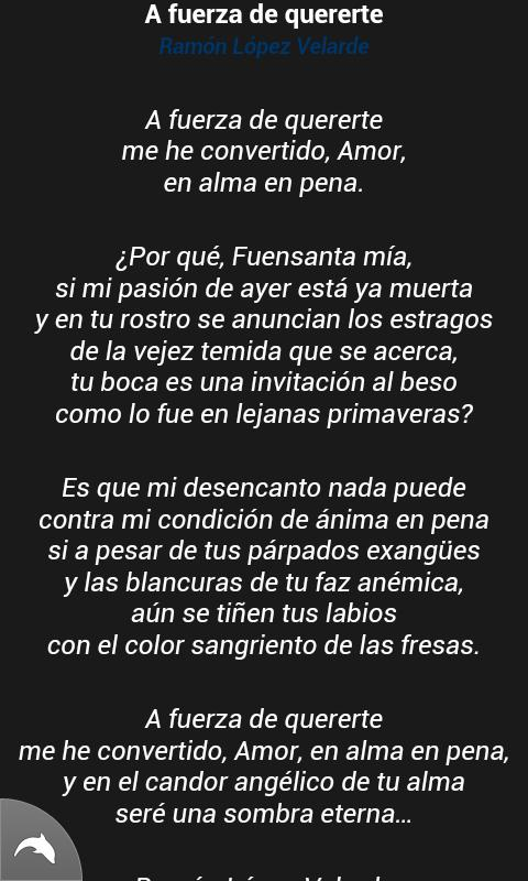 Poemas y Frases - screenshot