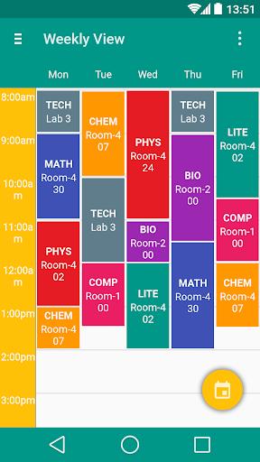 Classmate - Schedule Notepad
