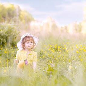 Joanna by Agnieszka Pogorzałek Gross - Babies & Children Child Portraits ( girl, little )