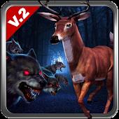 Wolf Hunting Deer Hunters V2