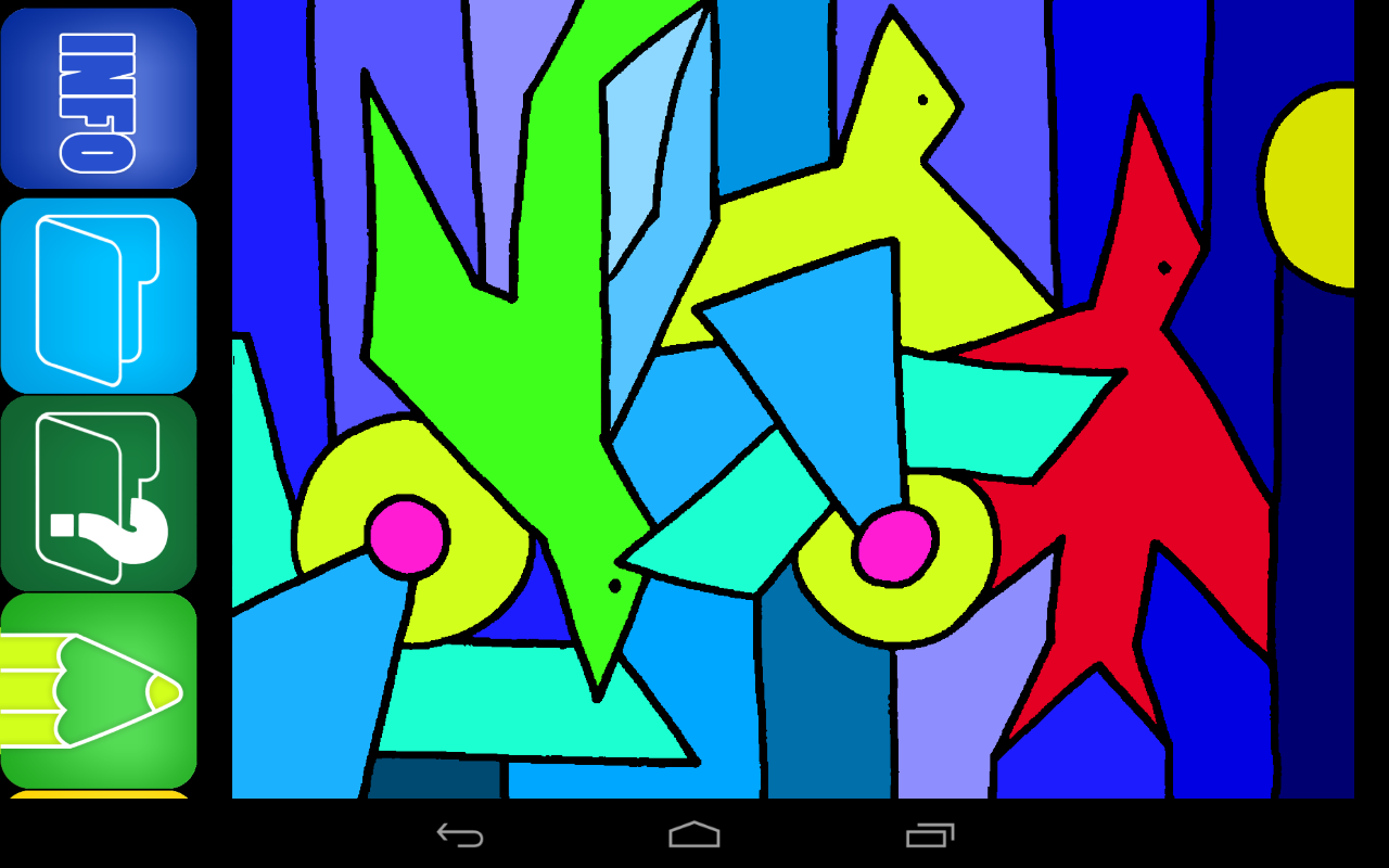 500 coloring pages android apps on google play