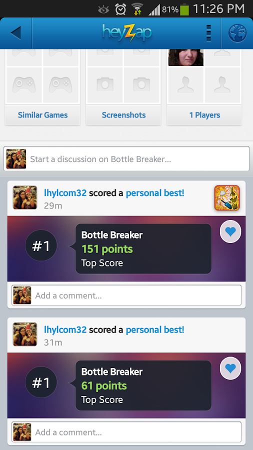 Bottle Breaker - screenshot