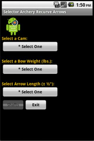 Greek Selector Recurve Bow - screenshot
