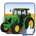 拖拉机停车农场 icon