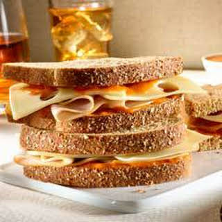 Smokey Turkey Sandwiches.