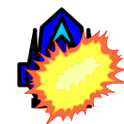 Alien Explosion! logo