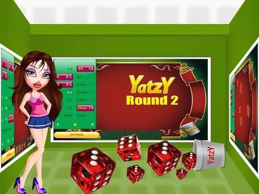 Yatzy Dice Free Card Game