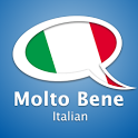 Learn Italian - Molto Bene icon