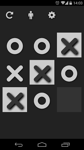 【免費棋類遊戲App】Classic Tic Tac Toe-APP點子
