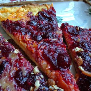 Cranberry Butterkäse Pizza