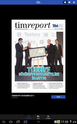 TIMREPORT Dergisi