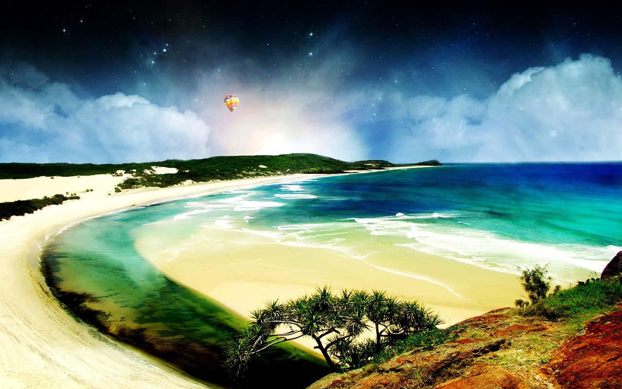 free scenery wallpapers for desktop - photo #5