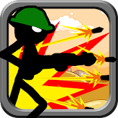 Stickman Army War