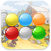 Bubble Shooter Farm 3