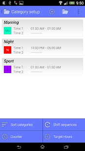Work Calendar- screenshot thumbnail