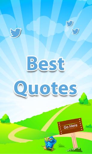 玩免費娛樂APP 下載Best Quotes app不用錢 硬是要APP