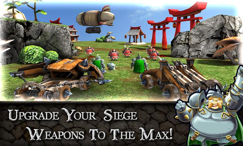Siegecraft THD Lite- screenshot