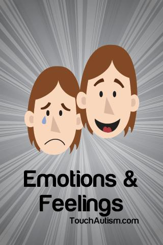 Emotions and Feelings - Autism- screenshot