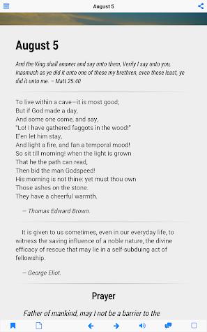Daily Prayer Guide - Lite Screenshot
